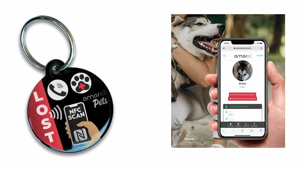 Tecnología para encontrar mascotas perdidas