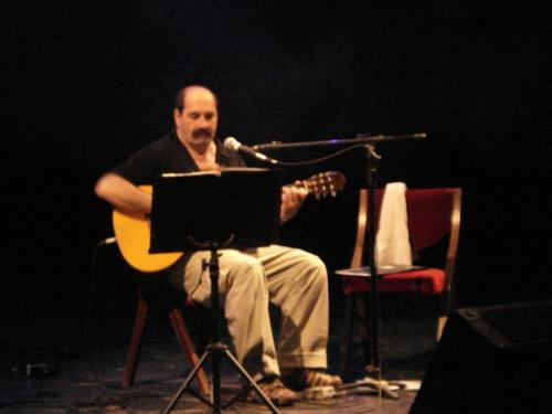 Recital a beneficio Abonizio 2009